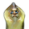Baboon or Mandrill Porcelain Sculpture