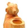 Bear Climbing a Tree Stump Bogorodsk Carving