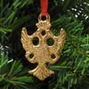Byzantine Double Headed Eagle Ornament