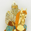 Ilya Muromets Riding His Horse Wall Panel