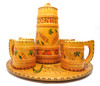 Kvass Serving Set