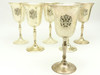 Wine Goblets Russian Double Headed Eagle  - IRAA