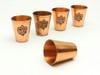 Copper Vodka Cups ( IRAA )