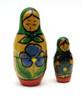 Mini Dollhouse Matryoshka Doll from Argentina