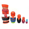 Russian National Costume Art Matryoshka Doll