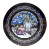 Morozko (Морозко) by  Gero Trauth (Magical Fairy Tales From Old Russia plate series)