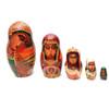 Byzantine Russian Orthodox Icons Matryoshka