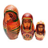 Byzantine Russian Orthodox Icons Matryoshka