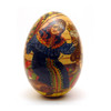 Russian Spinning Lesson Easter Egg