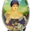 """""""Merchant's Wife at Tea"""" Ovo Art [Kustodiev]"""
