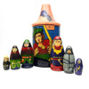 Robin Hood Nesting Toy Set