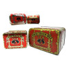 "Vintage ""Swee-Touch-Nee"" Tea Tins (Set of 4)"