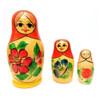 Vyatka 3-nest Matryoshka Doll