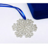 "BESTSELLER!! ""Снежинка"" (SnowFlake) Russian Filigree Christmas Ornament"