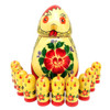 Chicken with Chicks Semenov Counting Toy