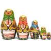 Brest Pastel Maidens