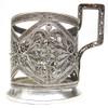 Vintage Kazakovo Filigree Tea Glass Holder, 1950's