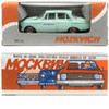 Scale Model Moskvitch 408 Taxi