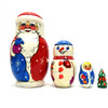 Santa and Friends Matryoshka