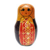 Kirov Straw Roly Poly Chime Doll