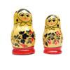 """Moldavia Matryoshka """"Ring"""" Dolls"""