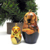 Musical Dogs Ornament