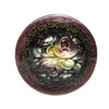 Flower Brooch [Amethyst, Honeydew]