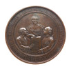 "Antique Nicholas I Bronze Medal ""100th Anniversary of Moscow University"""