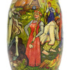 1st Doll - Konyok Gorbunok (Конёк Горбунок) Art Matryoshka
