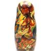 2nd Doll - Konyok Gorbunok (Конёк Горбунок) Art Matryoshka