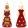 Devochka (Red Dress) Ornament