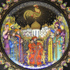 The Golden Cockerel. Fairy Tales of Old Russia by Gero Trauth.