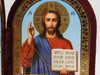 Christ the Teacher and the Virgin of Kazan Diptych