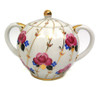Antique Roses Sugar Bowl
