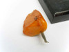 """Sawyer"" Baltic Amber Nugget Fine Art Piece"