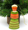 Maiden in Green Dress Ornament