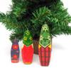 Three Sisters Hand Made Ornament Set