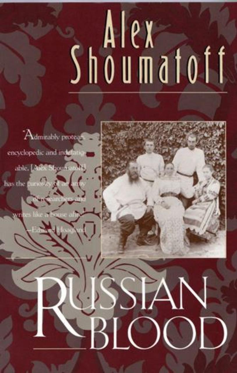 Russian Blood, paperback