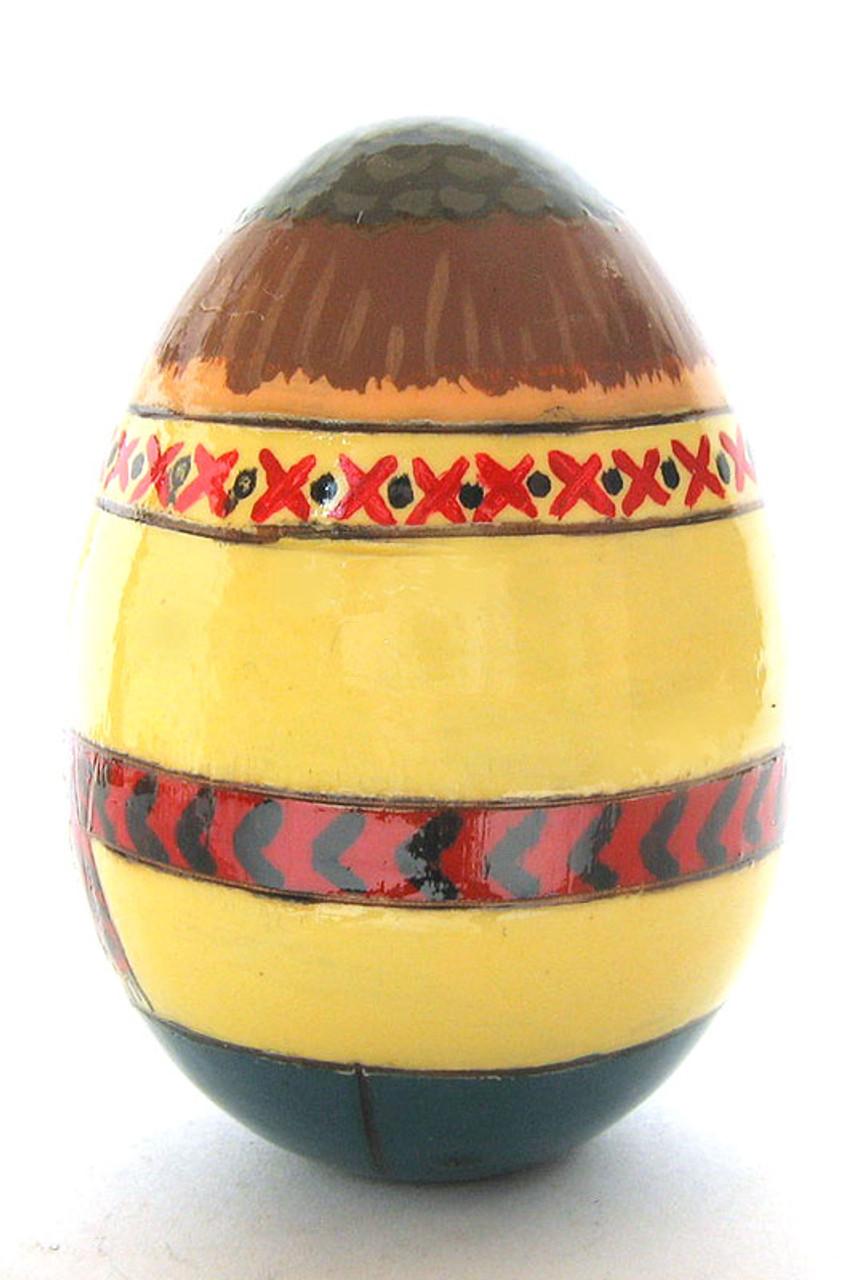"Easter Egg ""Paskha"" back view"