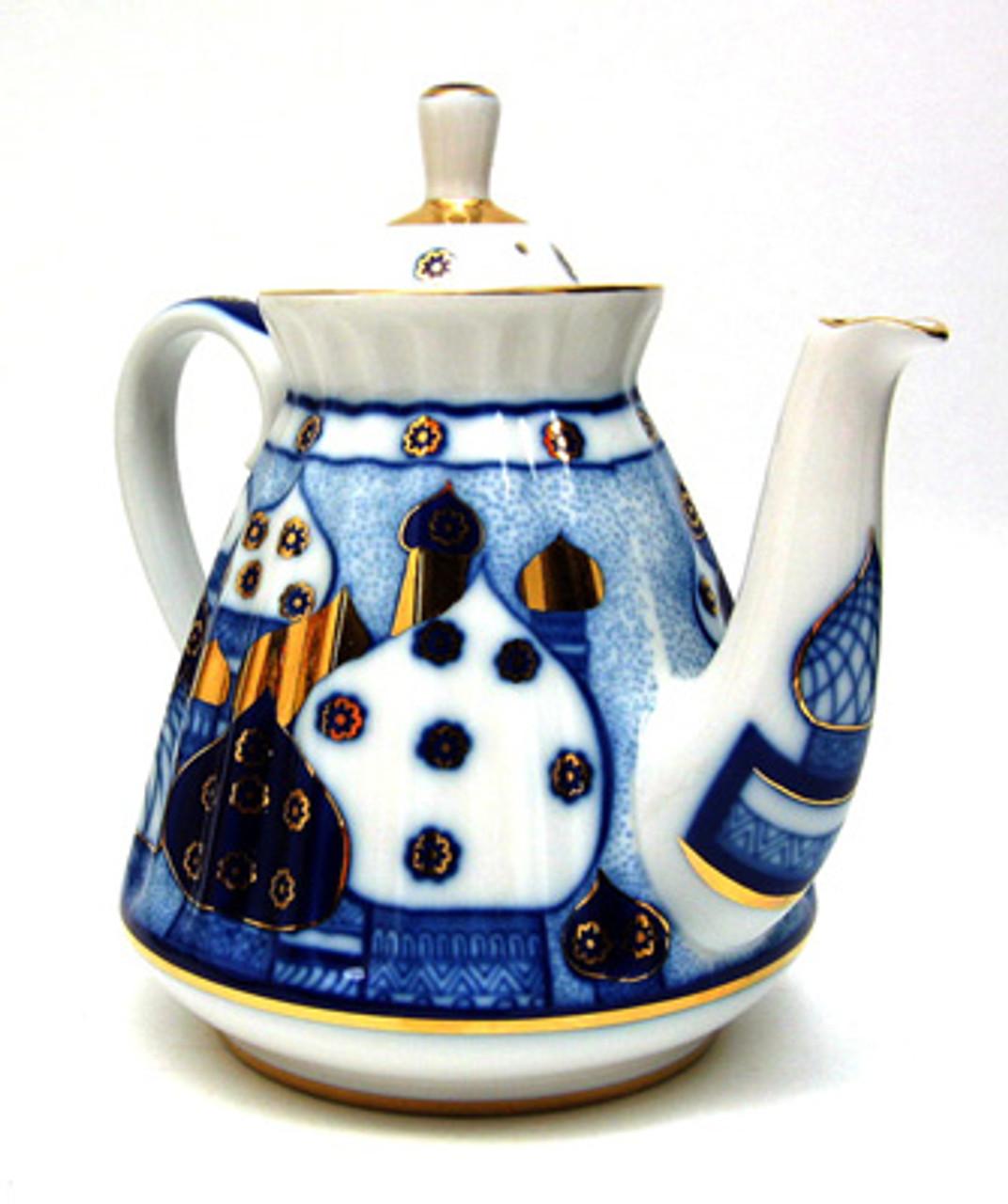 Russian (Golden) Domes Teapot