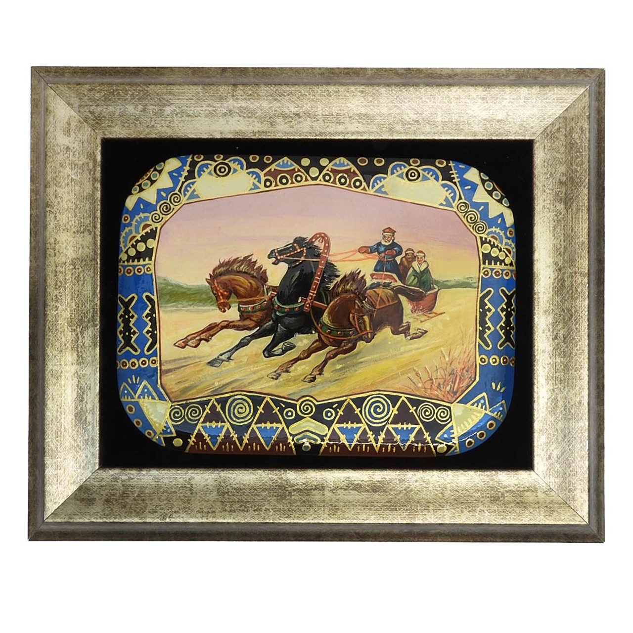 Traditional Troika Miniature Painting