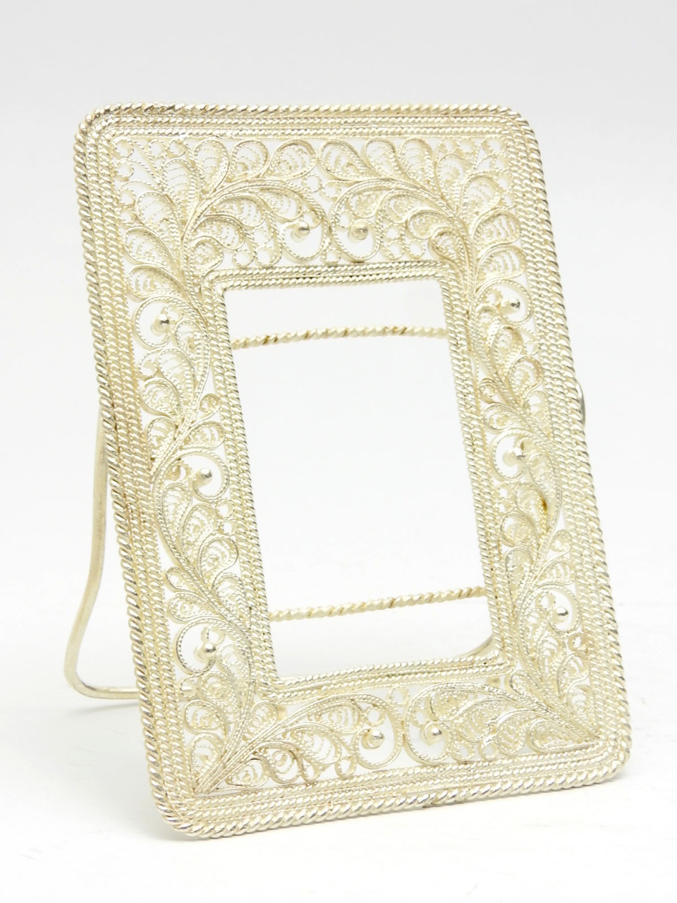 Small Filigree Picture Frame