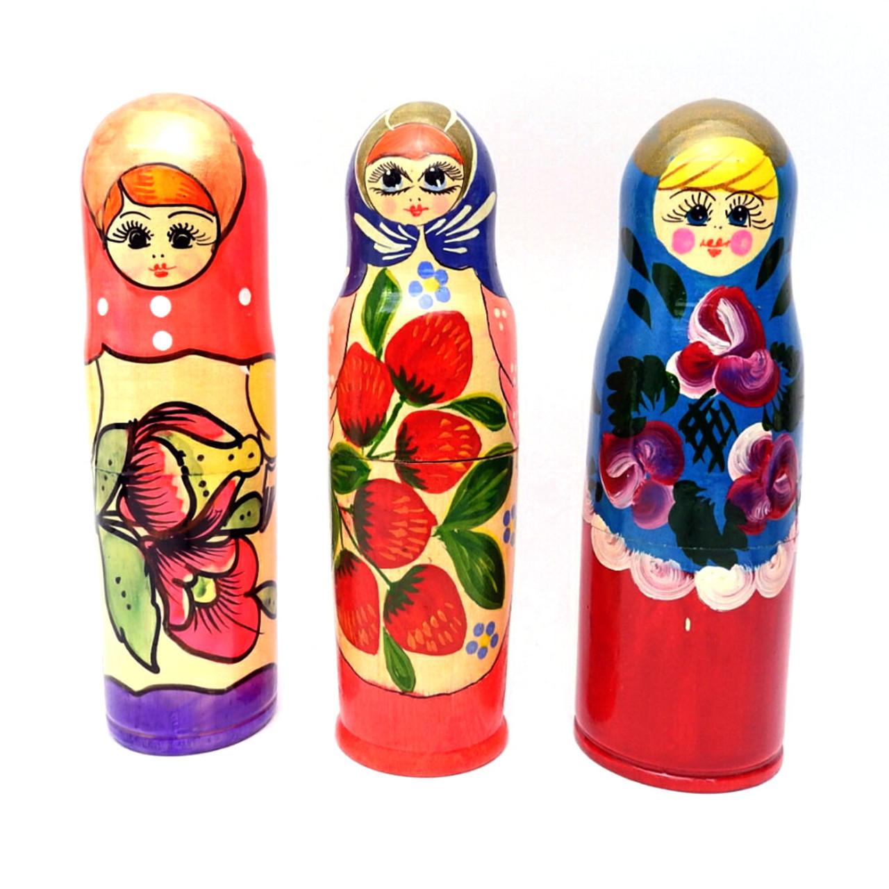 Polkhovsky Maidan Bottle Holders