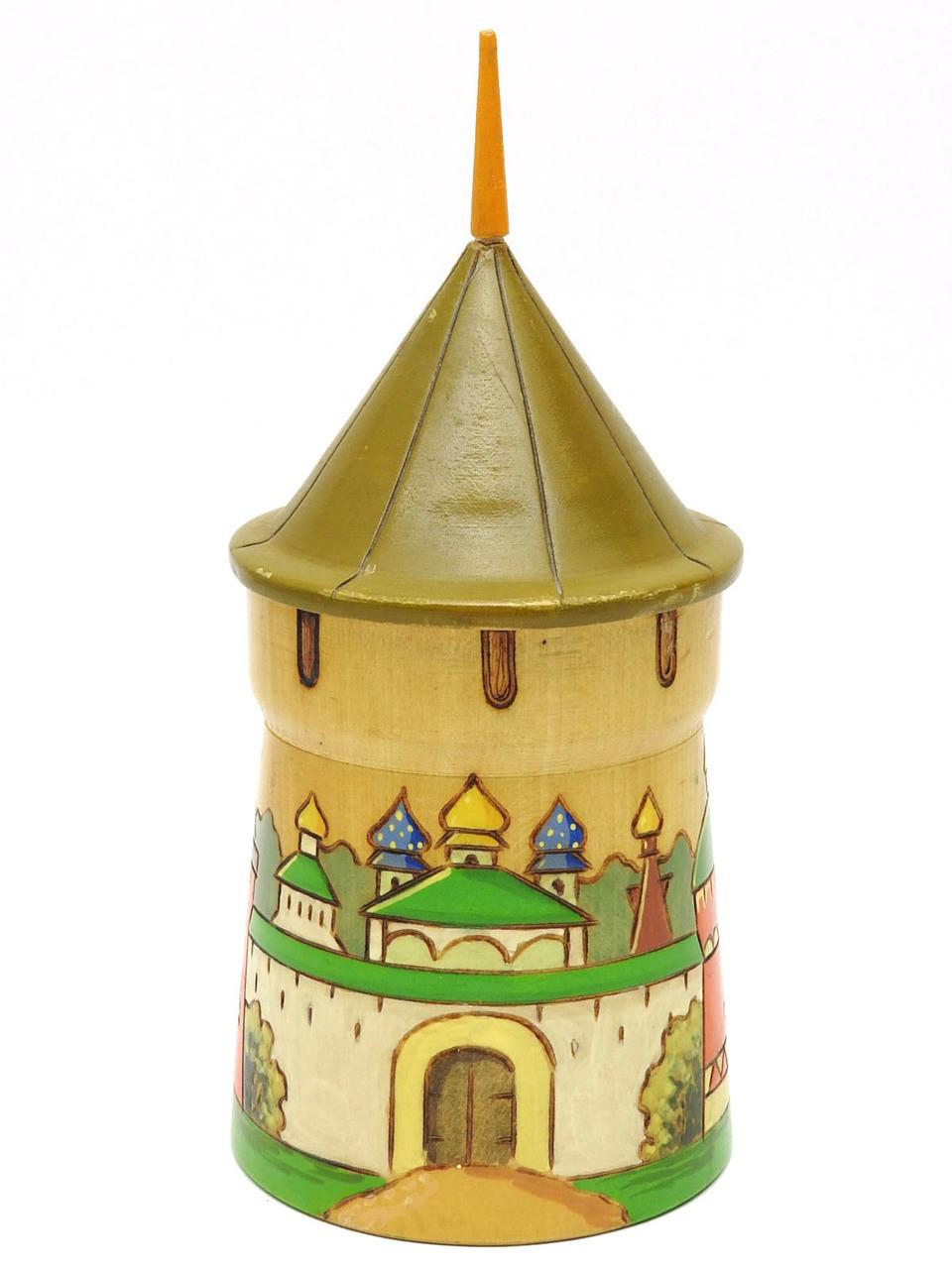 Trinity Monastery of St. Sergius Tower Box