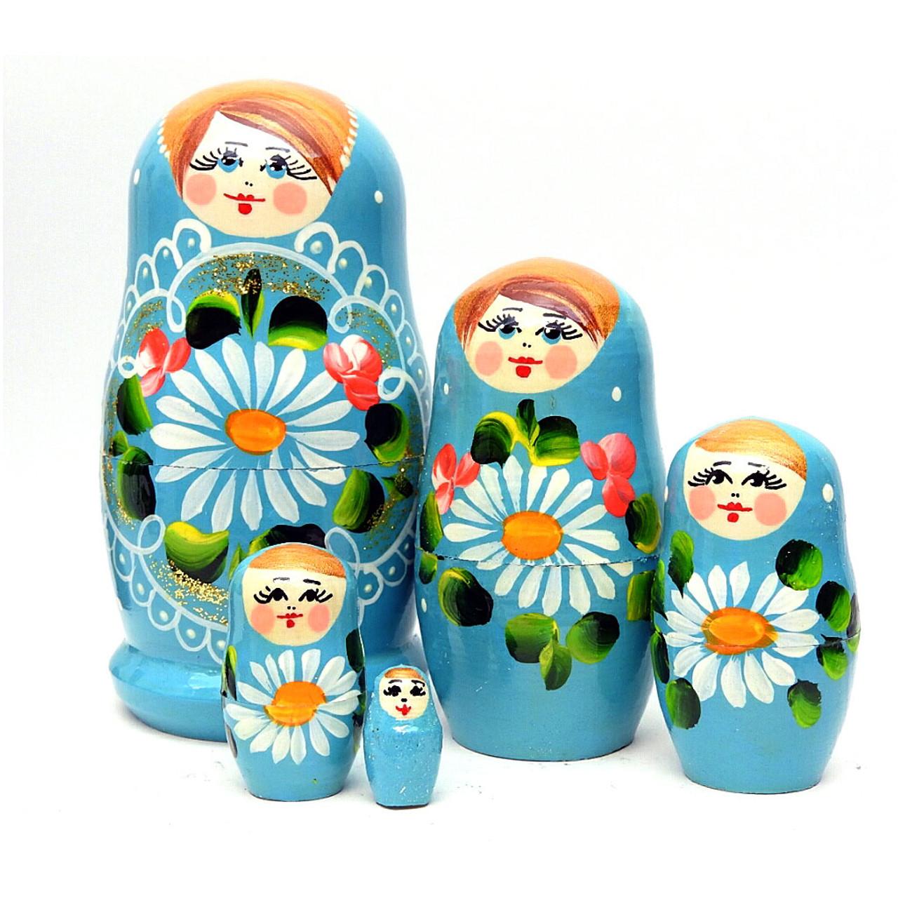Daisy Matryoshka