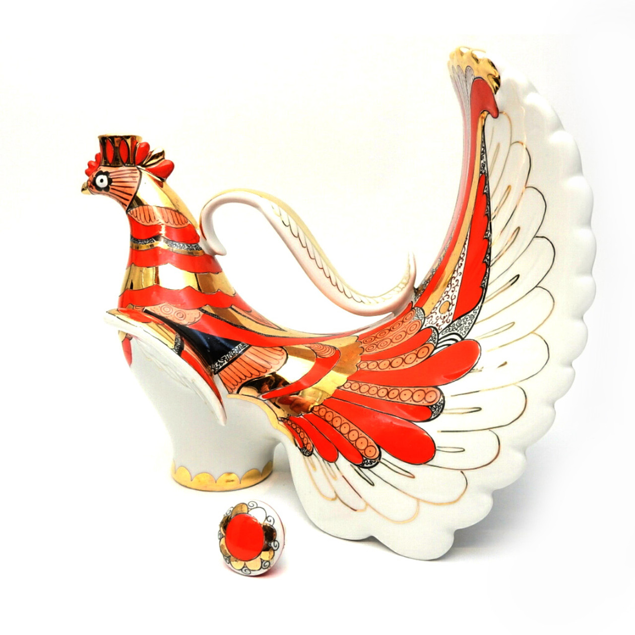 Firebird Decanter  LOMONOSOV