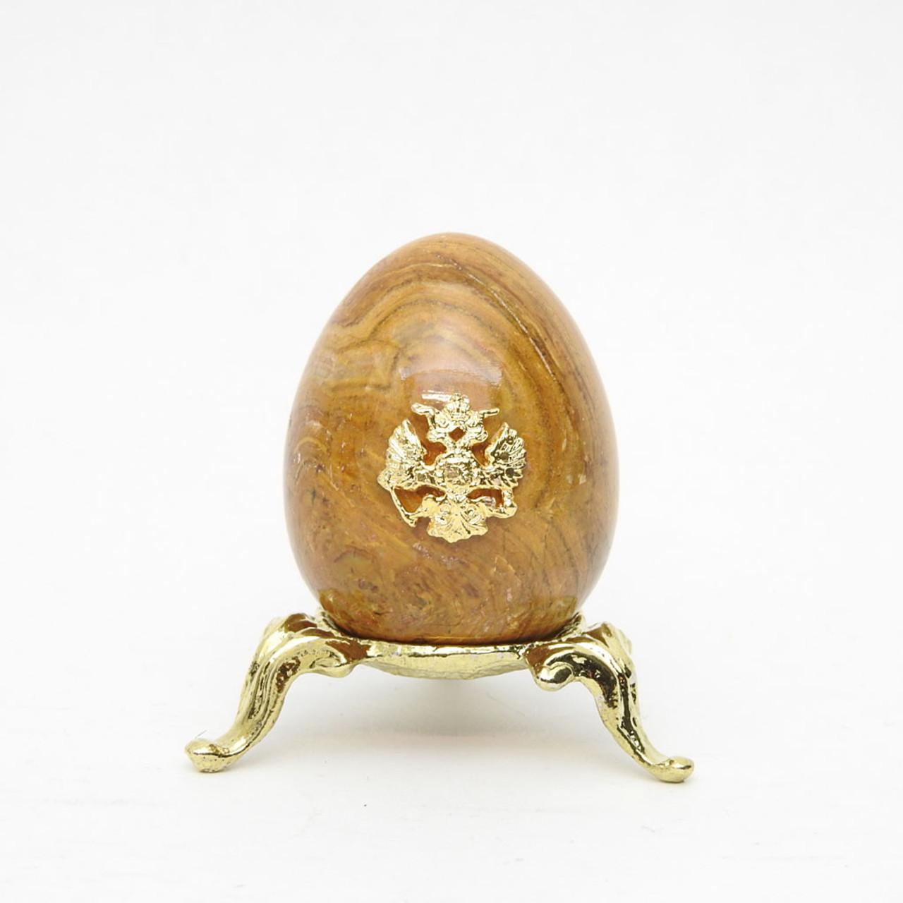 Imperial Russian Eagle Egg 25