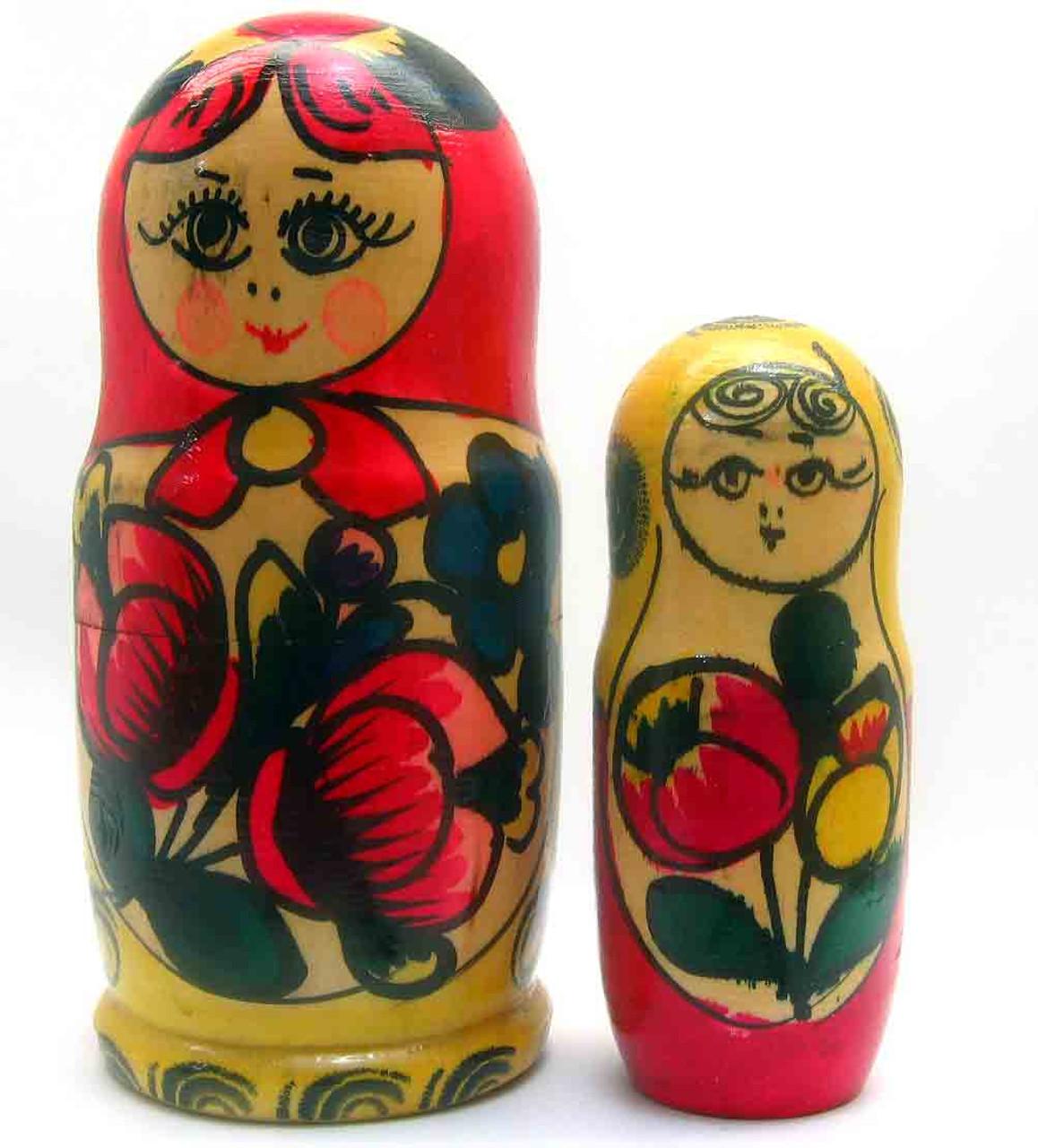 Polkhovsky Maidan 2pc Matryoshka Doll
