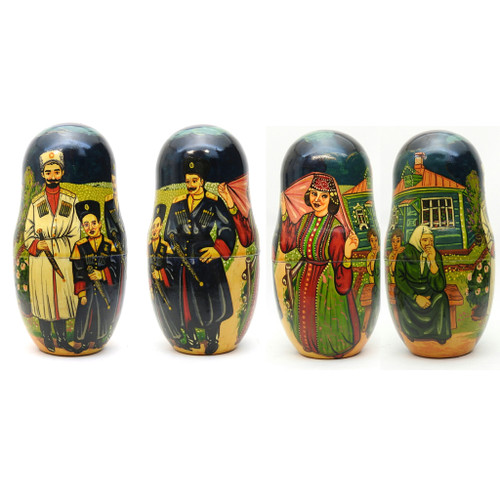 Cossack Motifs (Казачьи мотивы).