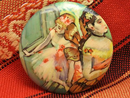 Edgar Degas *Ballet